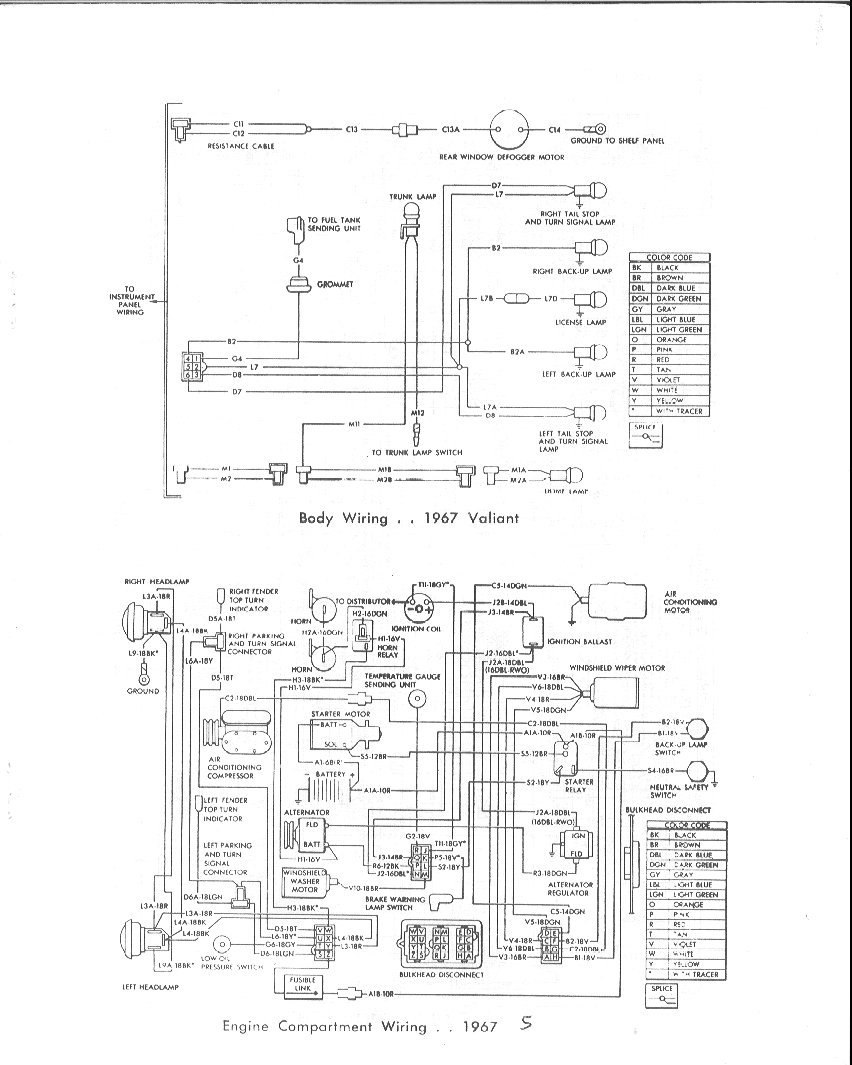 1967 Barracuda Wiring Diagram Will Be A Thing 1968 Plymouth Fury Engine Get Free Image Harness